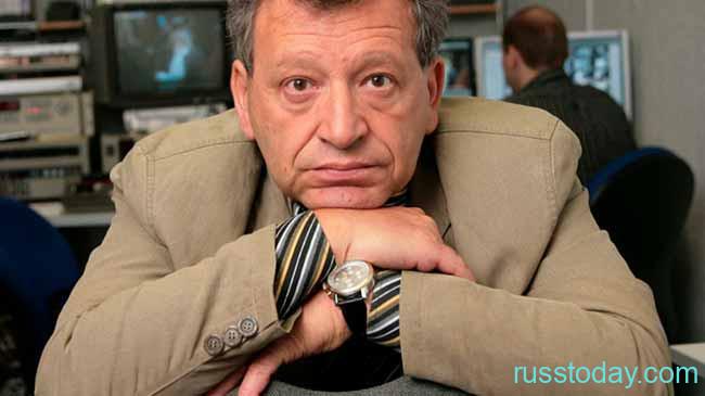Умерший Борис Грачевский