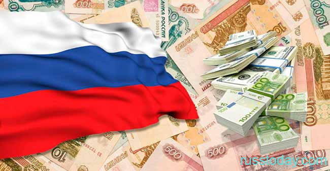 Внешний долг России на 2021 год