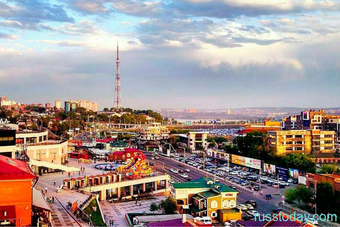 Какое ожидается лето 2021 года в Иркутске?