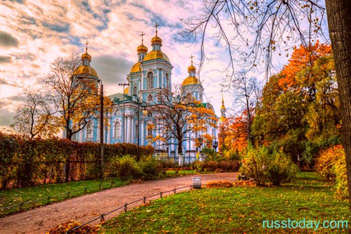 Осень 2021 года в Тольятти