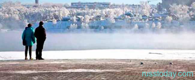 Погода в Иркутске на осень 2021 года от Гидрометцентра