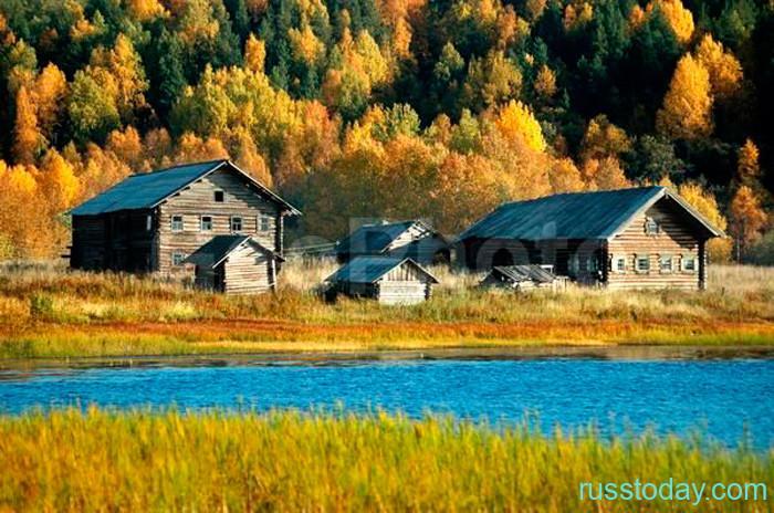 Погода в Архангельске на осень 2021 года от Гидрометцентра