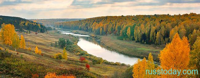 Погода в Кирове на осень 2021 года от Гидрометцентра