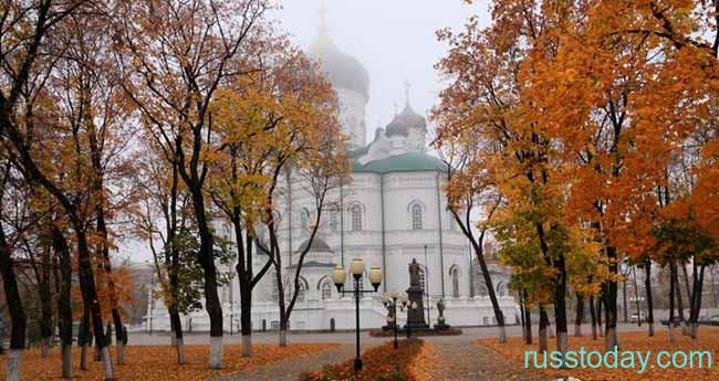 Погода в Воронеже на осень 2021 года от Гидрометцентра