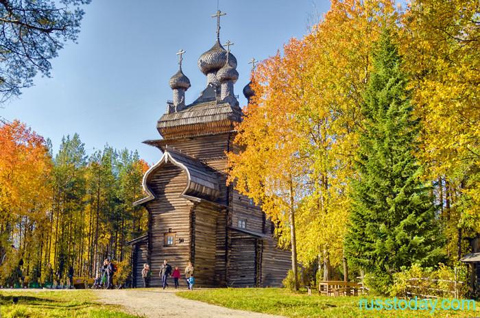 Погода в Красноярске на осень 2021 года от Гидрометцентра