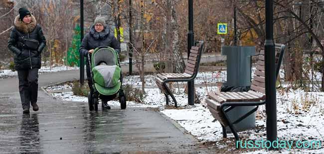 Погода в Новгороде на осень 2021 года от Гидрометцентра